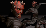 David Santiago - Darth Maul