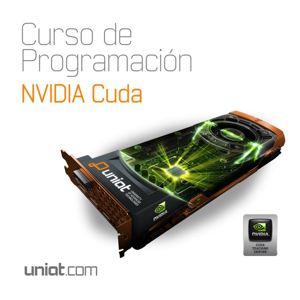 Curso Programación NVIDIA CUDA