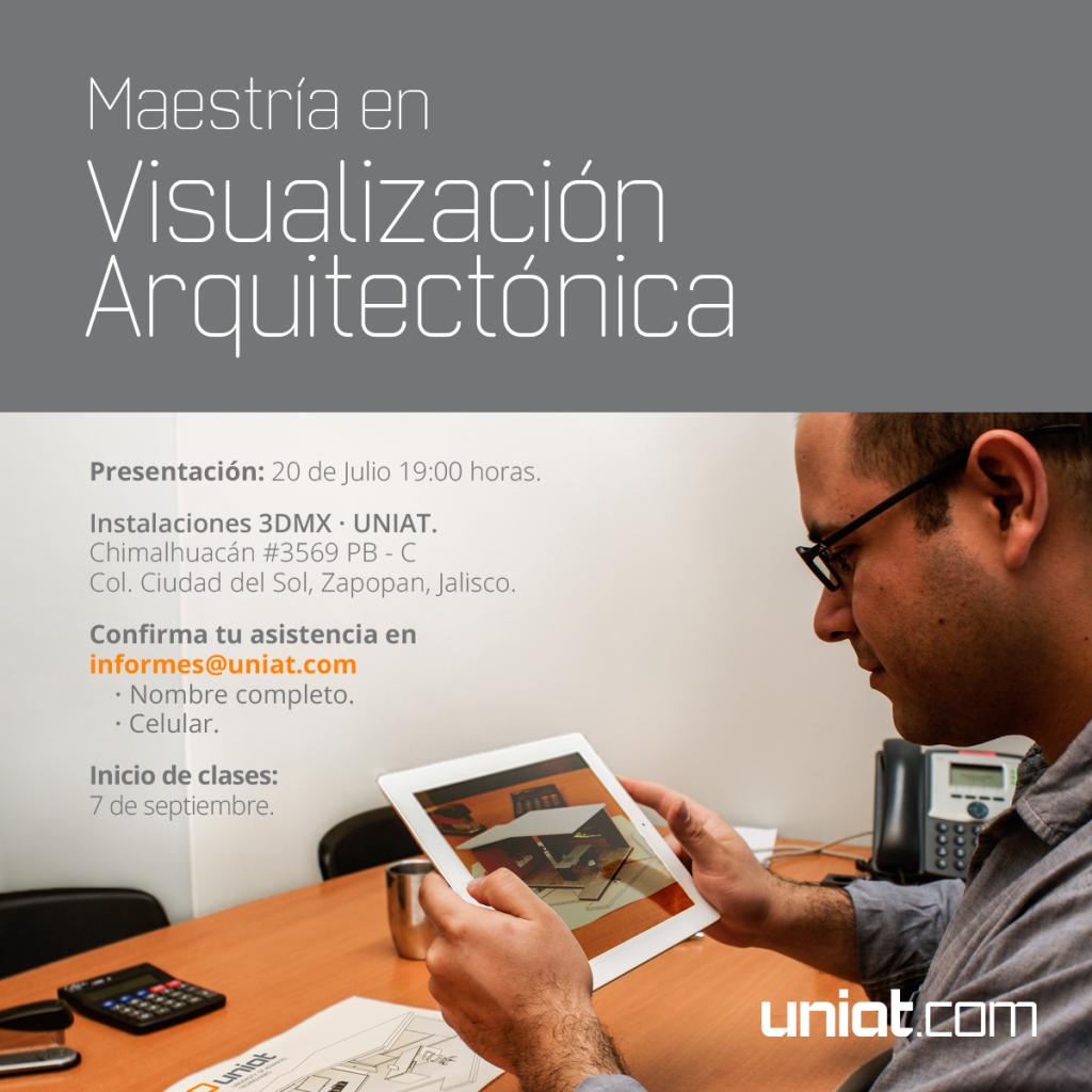 Maestría en Visualización Arquitectónica