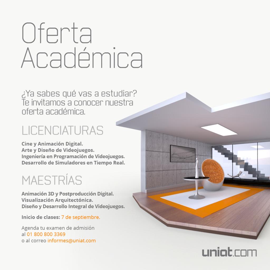 Oferta académica