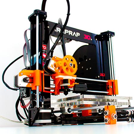 riprap impresora 3d Open Source y Open Hardware