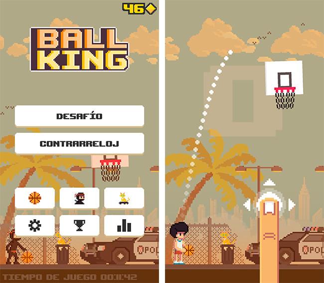 Ball King