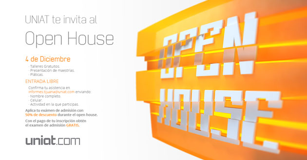 Open House Tijuana