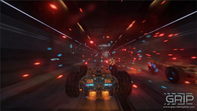 Grip - Unreal Engine 4