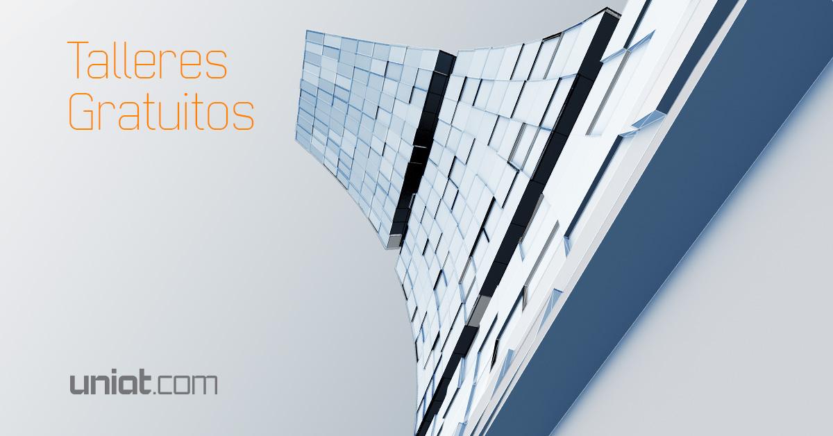 Talleres gratuitos – Autodesk 3ds Max® y Autodesk Revit®