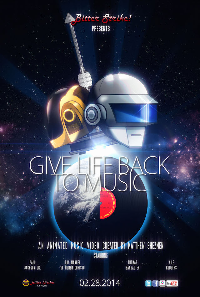 Give Life Back to Music - Wikipedia