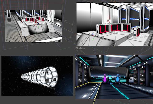 Renders en After Effects - 2D y 3D