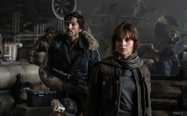 Star Wars: Rogue One y Diego Luna