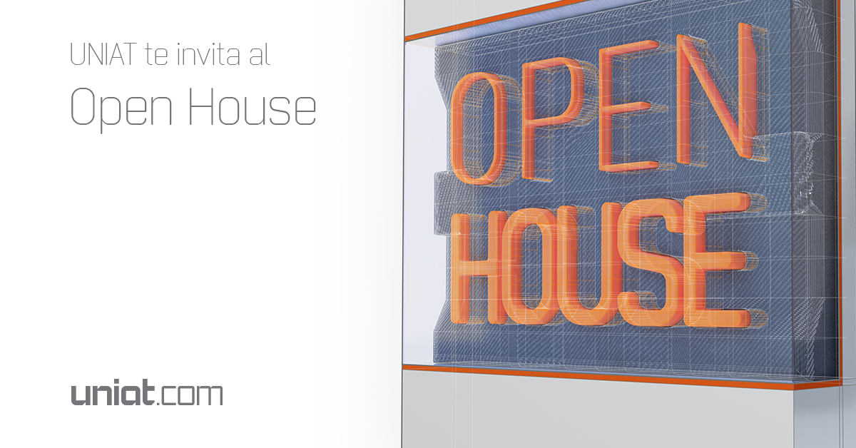 Te invitamos al Open House 2016