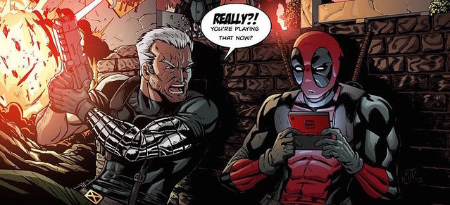 Deadpool 2 Concept Art Featuring Cable Domino And More Seemingly
