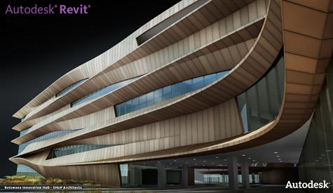 Autodesk®Revit® la mejor herramienta para arquitectura