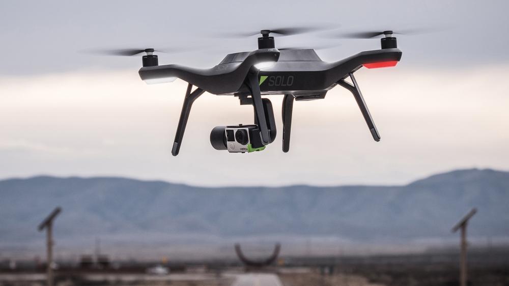 """El dron que puede """"mapear"""" el mundo en 3D"""
