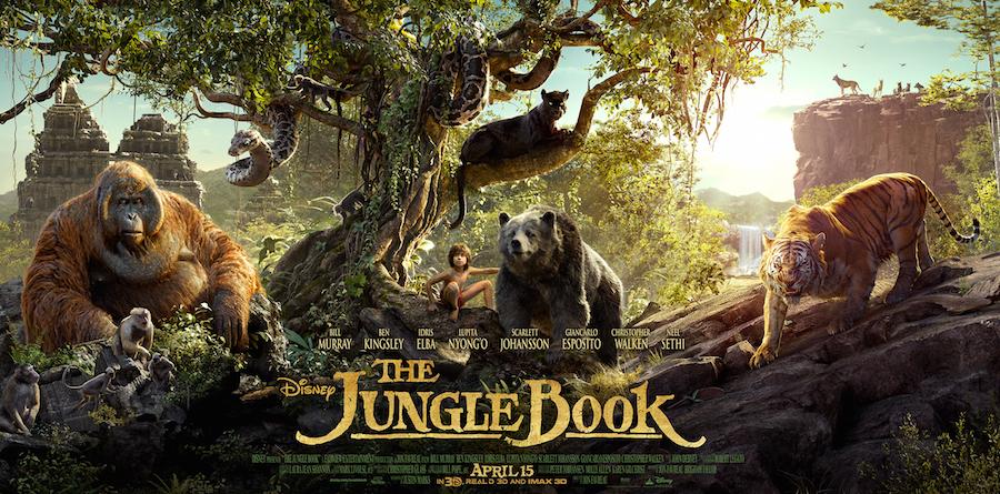 El Libro de la Selva y la revolución cinematográfica