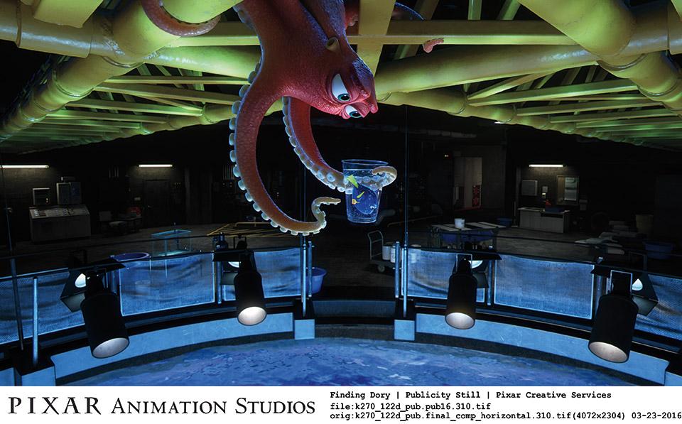 Hank: el personaje animado de Pixar más complicado