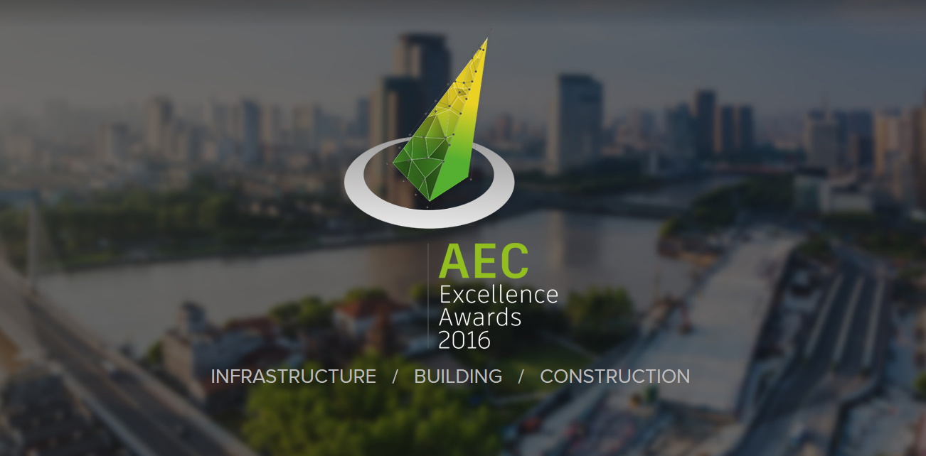 AEC Excellence Awards 2016 – tecnología BIM