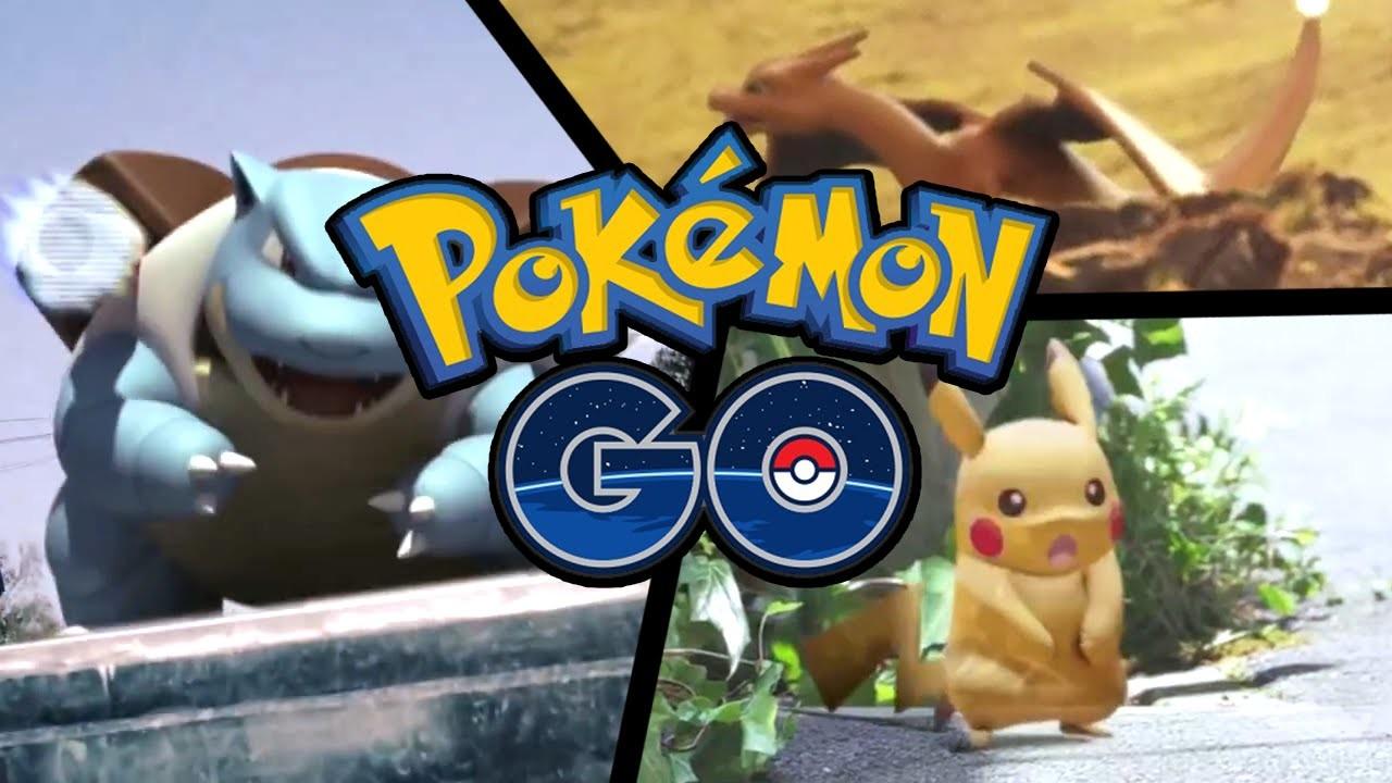 ¡Pokémon Go ya está disponible en iOS y Android!