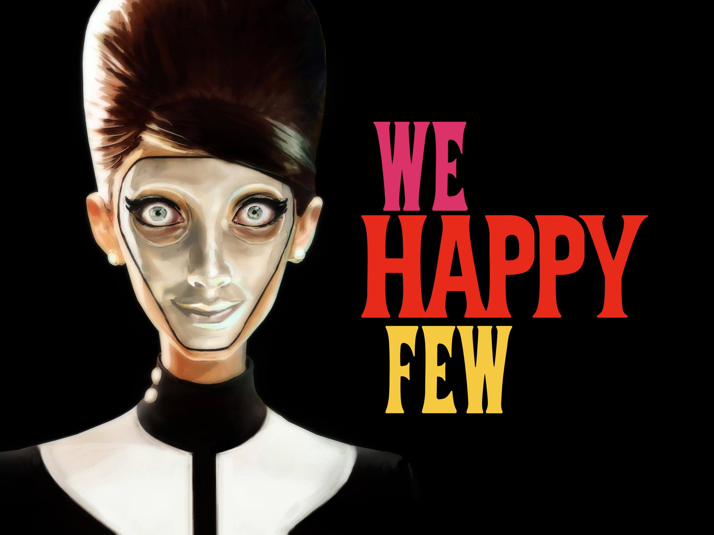 We Happy Few, un videojuego feliz de Compulsion Games