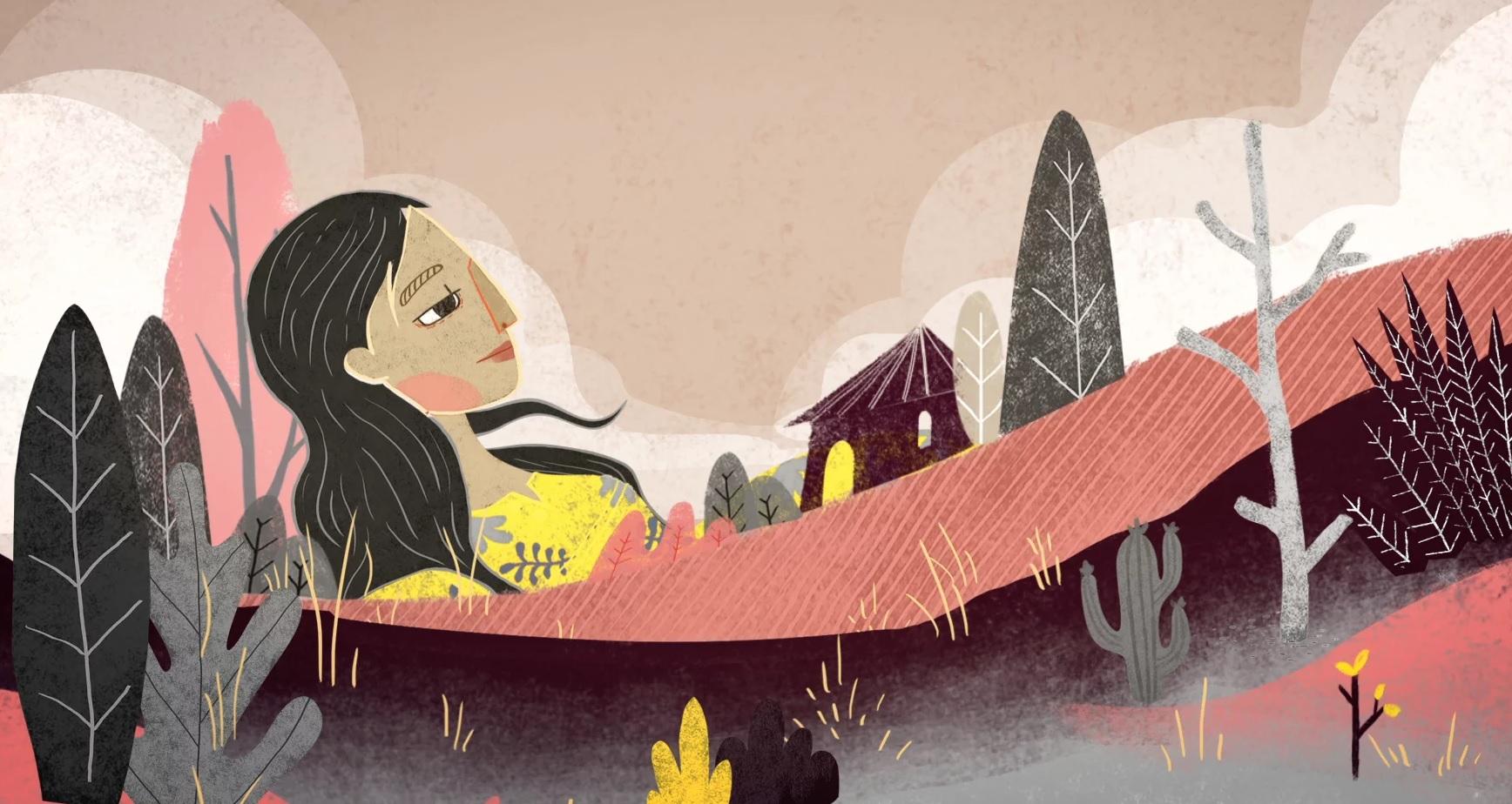 Ahora los cuentos indígenas pasan de la tradición oral a la animación
