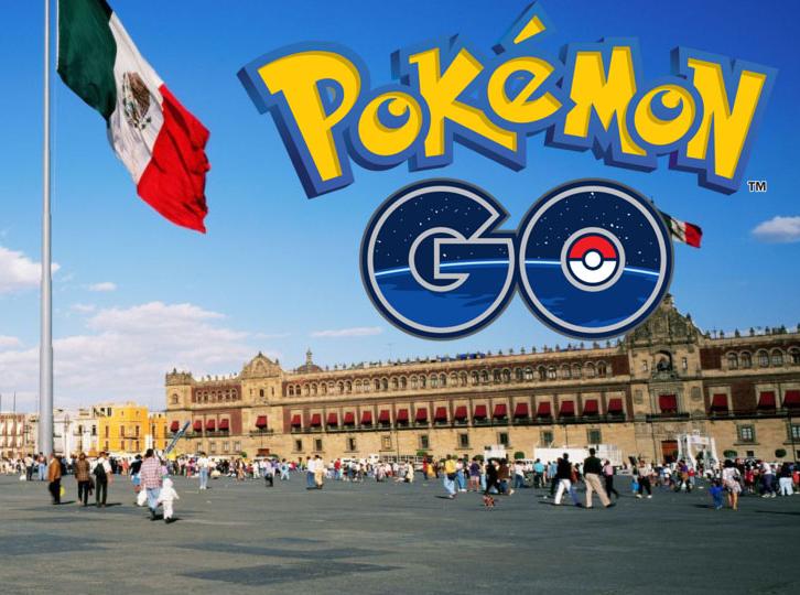Pokémon GO: oficial en territorio mexicano