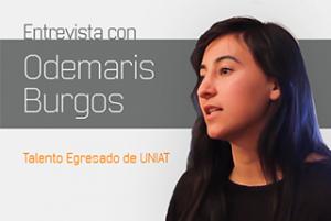 Entrevista Odemaris Burgos