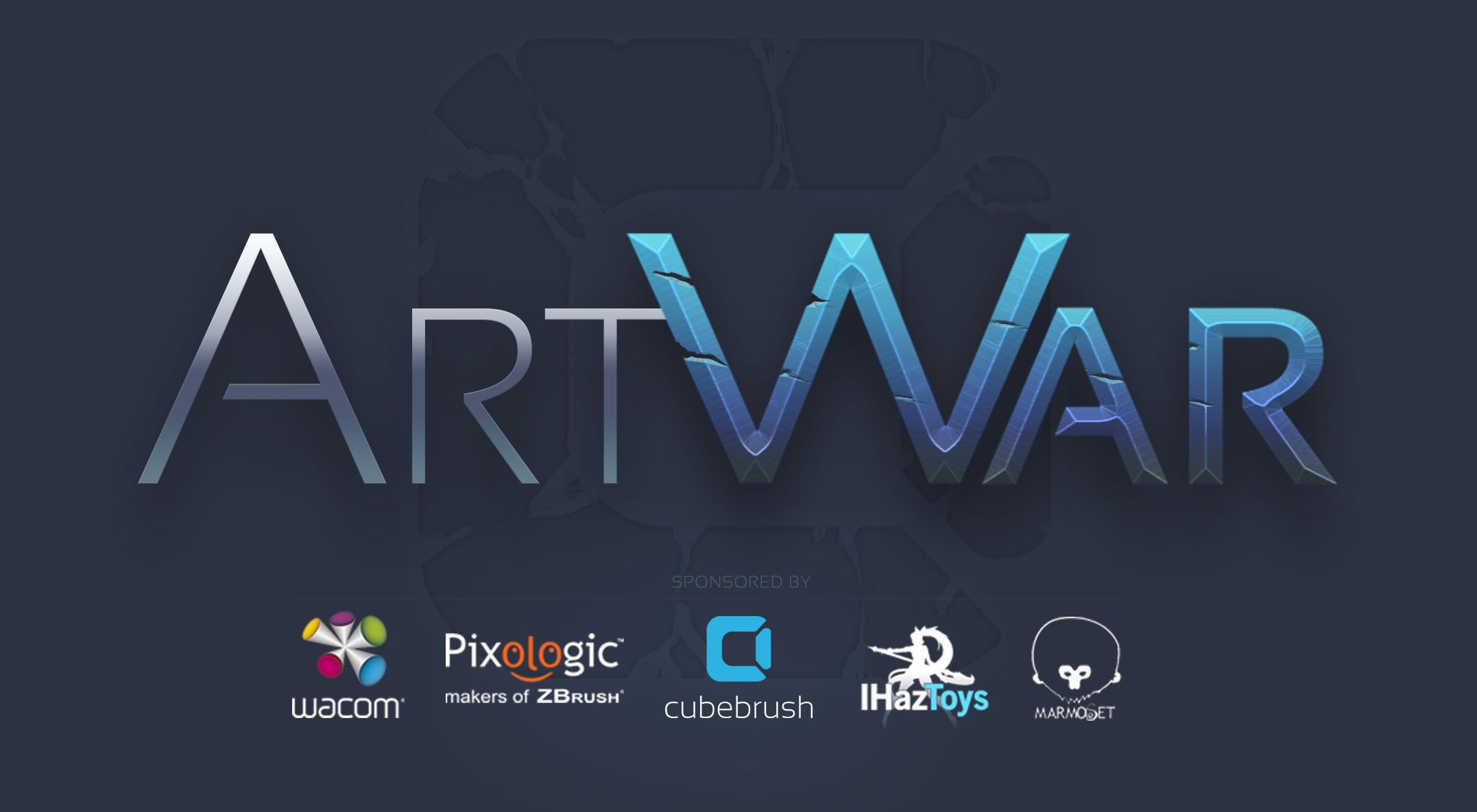 ArtWar: un concurso para creativos y amantes de personajes de fantasía