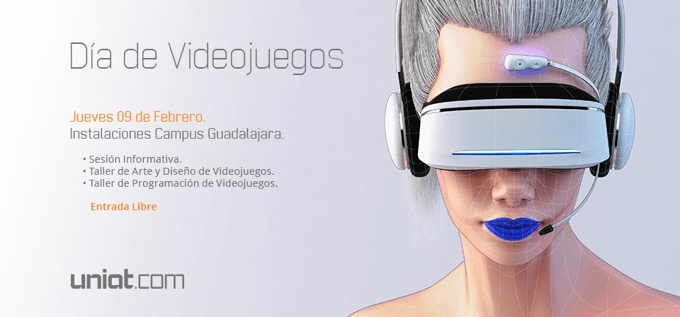 Día de Videojuegos