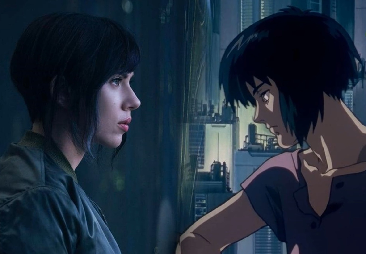 Curiosidades que no sabías de Ghost in the Shell