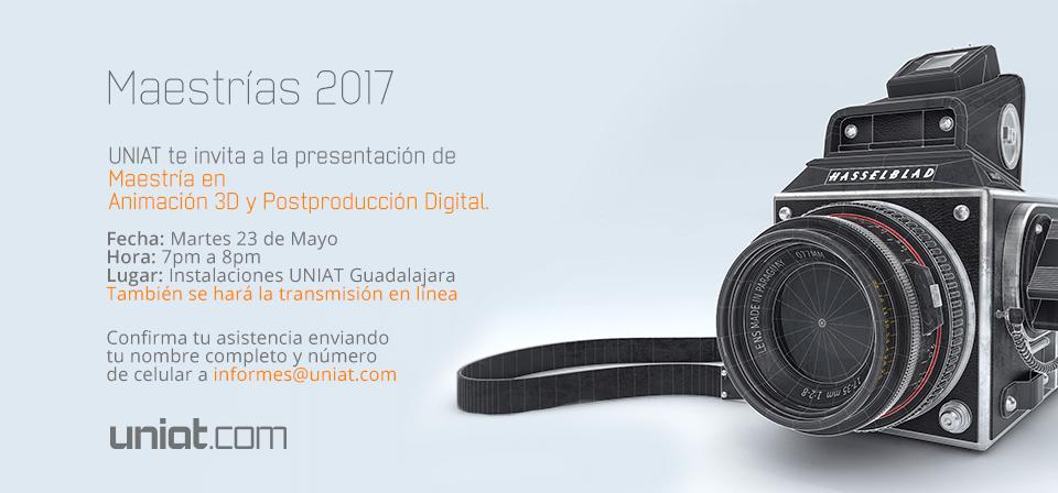 Maestrías Mayo 2017