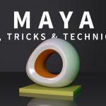 Autodesk Maya – 5 Tips para tener bajo la manga