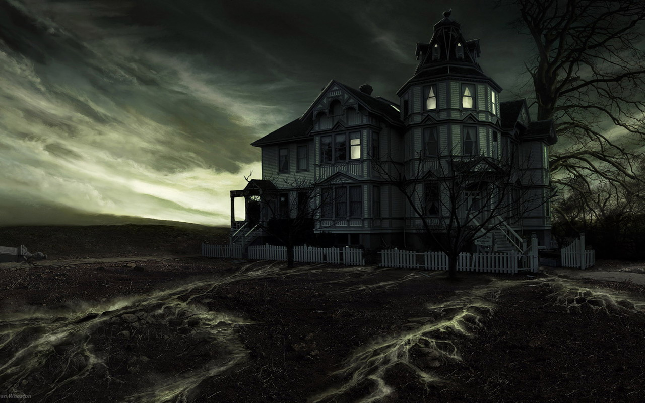 #HalloweenUNIAT: Arquitectura y Haunted Houses
