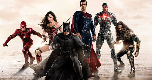 Justice League: Los Datos Curiosos