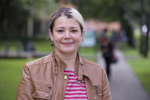 Seda – Bárbara Balsategui en FICG 33