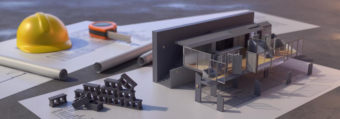 Licenciatura en Arquitectura 3d